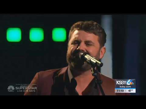 Family, friends host watch party for Orcutt native competing on 'The Voice'
