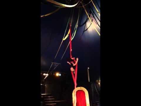 Cirkus camp, Salling 2014