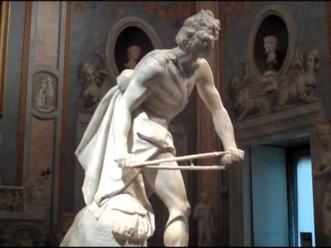 David of gianlorenzo bernini