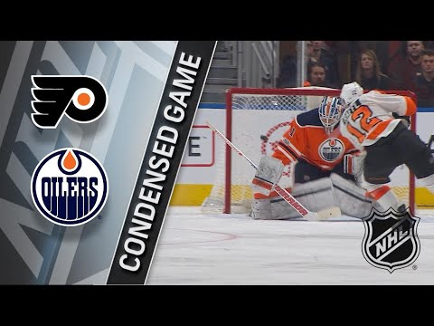 12/06/17 Condensed Game: Flyers @ Oilers