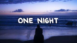 Matthew Nolan - One Night (Lyrics)