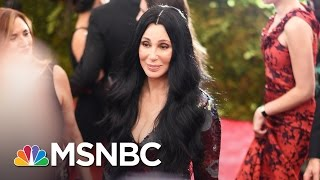 Cher On Trump's Promise To LGBTQ Community | The Last Word | MSNBC