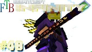 Minecraft Mods - FTB Infinity Ep. 48 - Primal Staff of Epicness !!! ( HermitCraft Modded Minecraft )