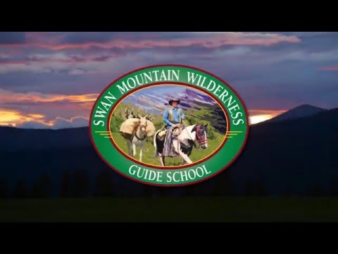 Swan Mountain Hunting Guide School 2016
