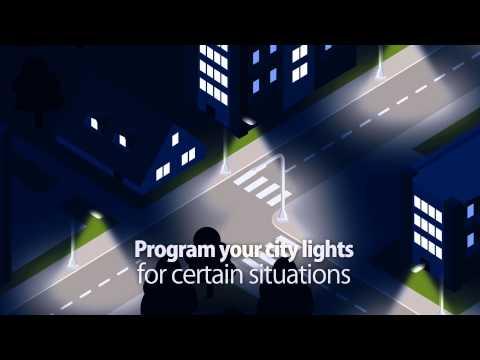 .智慧路灯控制系统解决方案