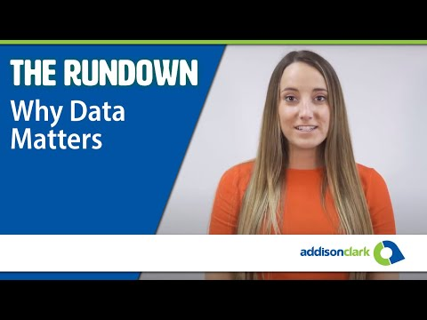 The Rundown: Why Data Matters