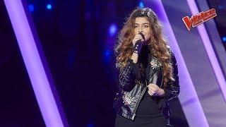 Diana Kalashová - Shawn Mendes : In My Blood | The Voice Česko Slovensko 2019