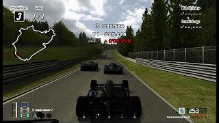 "Gran Turismo 4 - ""Secret"" Black Cars Race PS2 Gameplay HD"