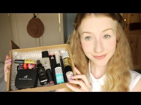 Cosmetic Haul • Elf, Sleek, Models Own & NYC