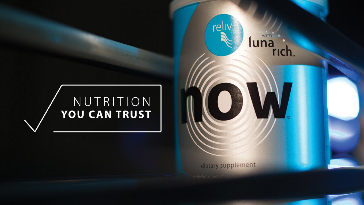 Reliv: Nutrition You Can Trust