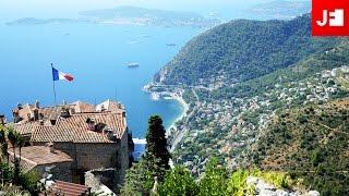 프랑스 남부 절벽위 요새의 마을 에즈 Eze! : #02 코트다쥐르