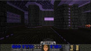 Doom II Disparate Realities - Map 3 UV-MAX [TAS] in 15:30