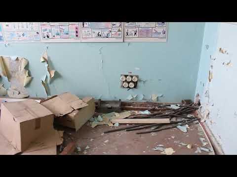 Выпуск №1. Заброшенное здание аэропорта в г. Майкоп