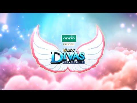 OPPO Presents ROV Divas Championship