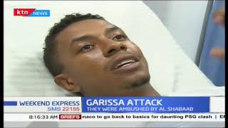 Al shabaab militants open fire on two red cross employees in Garissa county