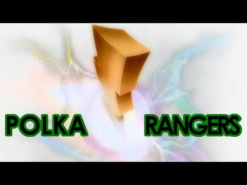 Polka Rangers | Power Rangers [VID #234]