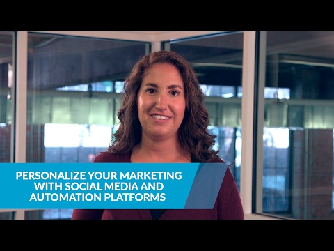 Personalize Your Marketing with Social Media and Automation Platforms