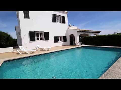Villa with tourist license in the port of Mahon, Menorca.