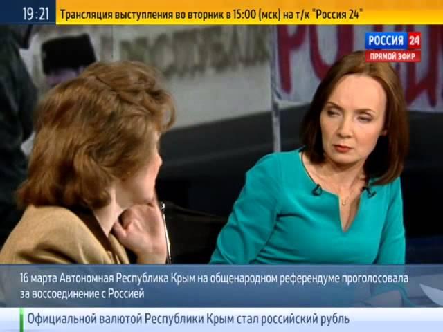 """""""Мнение"""": референдум в Крыму"""