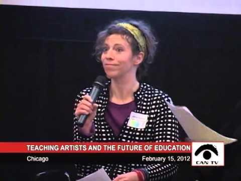 Teaching Artists and the Future of Education