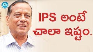 Gambar cover IPS అంటే తనకి ఎంత ఇష్టమో చెప్పిన Retd DGP AK Mohanty || Crime Diaries With Muralidhar