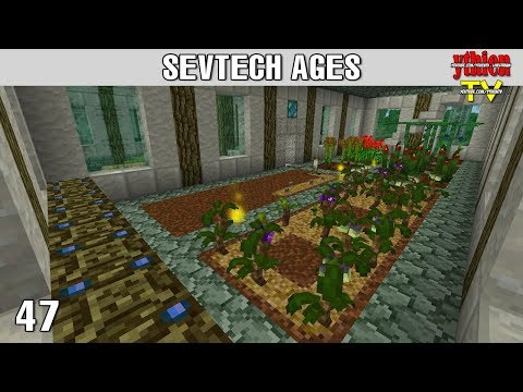 Sevtech Ages 47 - Trồng Trọt Với Betweenlands