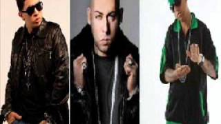 Gangsta (Official Remix) @ De La Ghetto Ft Ñengo Flow & Cosculluela