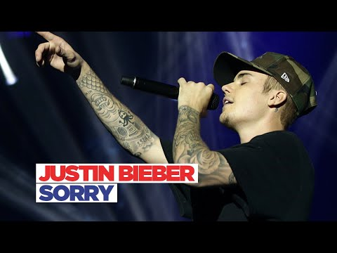 Thumbnail: Justin Bieber - 'Sorry' (Jingle Bell Ball 2015)