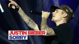 vuclip Justin Bieber - 'Sorry' (Jingle Bell Ball 2015)