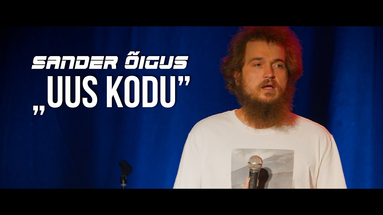 """Sander Õigus - """"Uus kodu"""""""