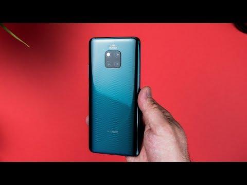 袨斜蟹芯褉 Huawei MATE 20 PRO - 褋邪屑褘泄 褌械褏薪芯谢芯谐懈褔薪褘泄?
