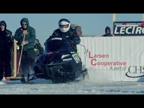 2002 ISR World Series of Ice Drags by Edge882