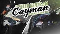HOLYHALL | WEITER GEHTS AM CAYMAN | SEITENTEILE VERBREITERN