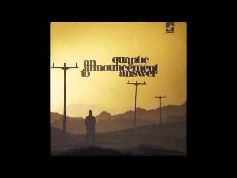 Tell It Like You Mean It - Quantic