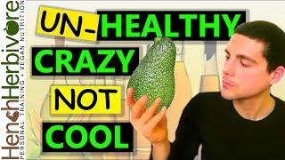 Vegan Nutritionist DEADLY Advice