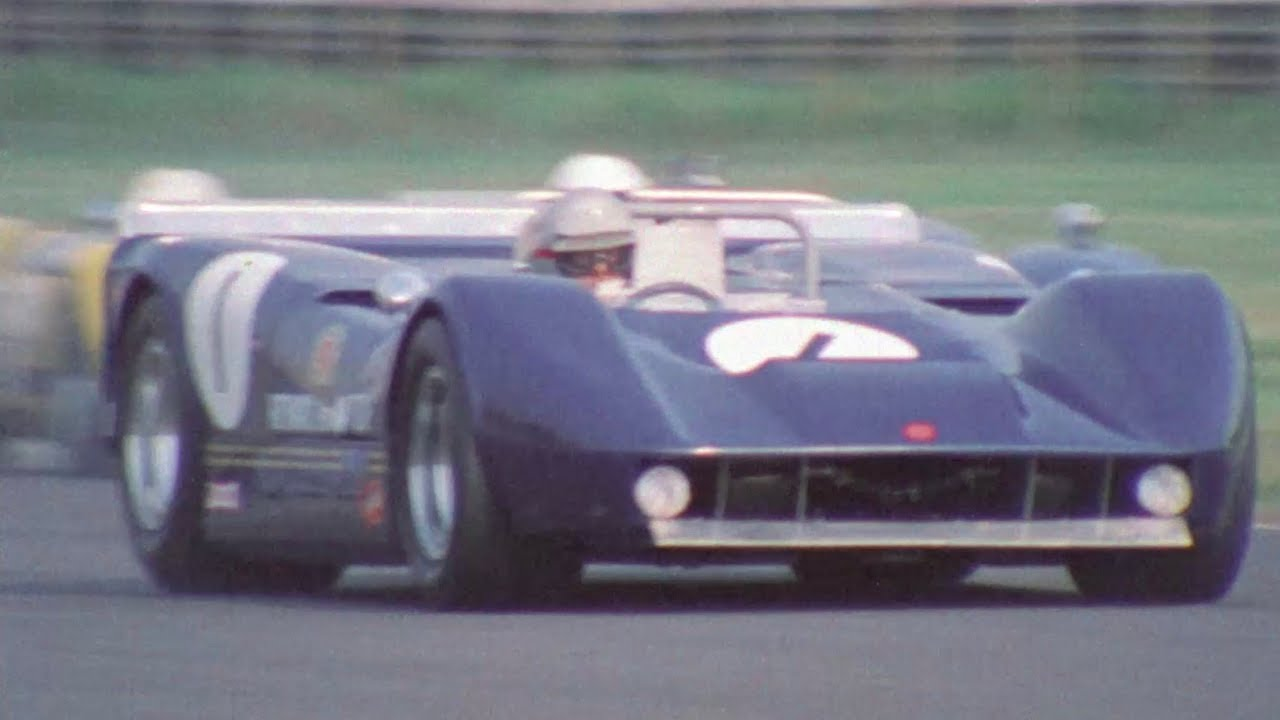 Frank Matich & The Matich SR4: Ep 10 - Series 3 - Shannons Legends of Motorsport