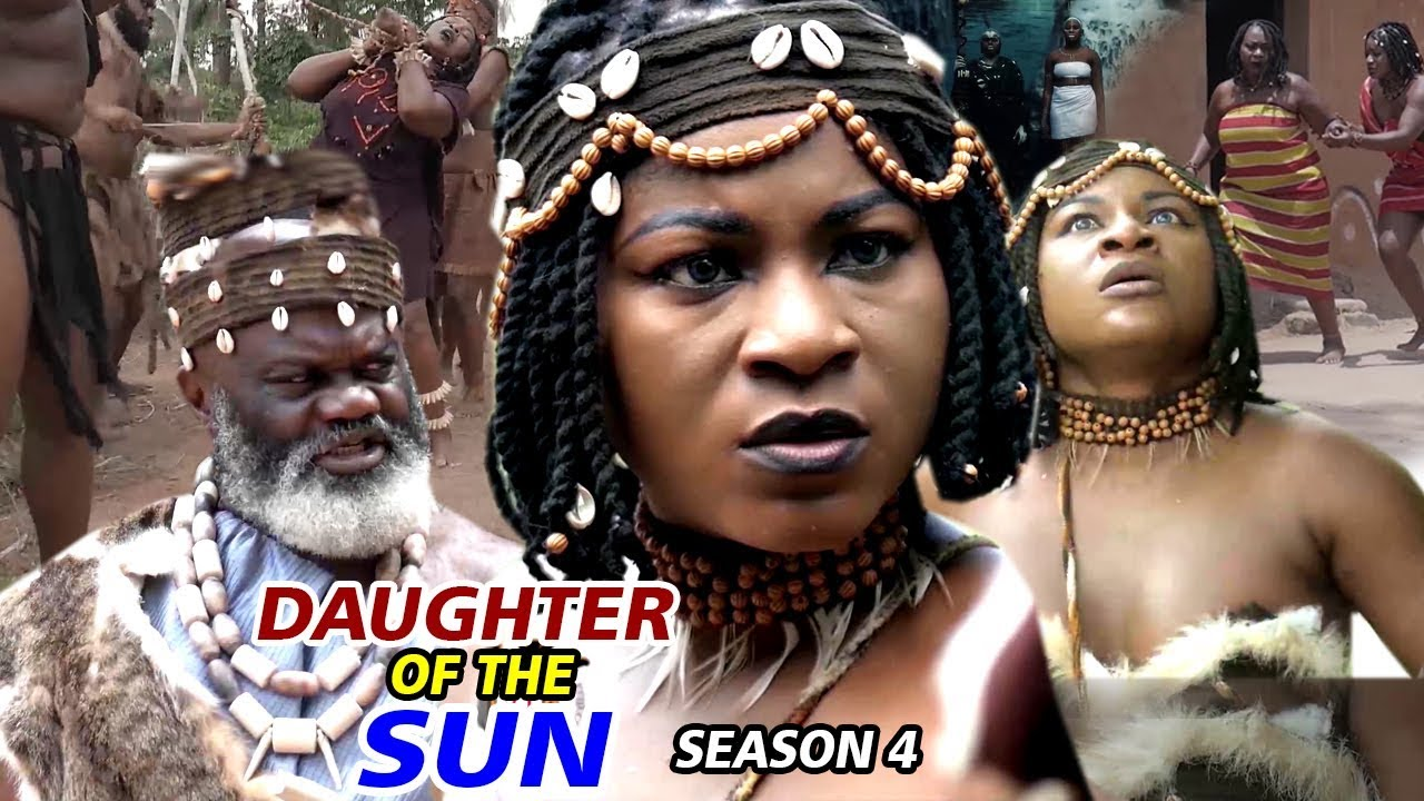 Download DAUGHTER OF THE SUN SEASON 4 - (New Movie) 2019 Latest Nigerian Nollywood Movie Full HD