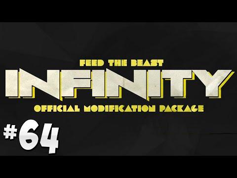 FTB Infinity- Ep.64 - Draconic Spawner & Travel Anchors!