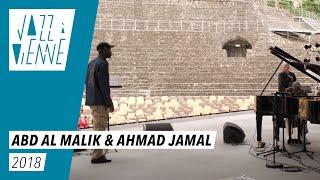 Abd Al Malik & Ahmad Jamal en balances - Jazz à Vienne 2017