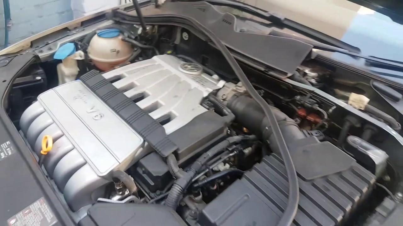 Volkswagen Passat 4motion Ecu Location Clearing Debris