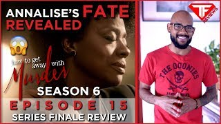 Annalise's FATE Revealed   H๐w To Get Away with Murder SERIES FINALE   Recap & Review