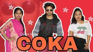 COKA DANCE Choreography.BY Dinesh Kashyap