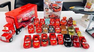 Новые Машинки ТАЧКИ 3 Молния Маквин - мультики с машинками - CARS 3 Lightning McQueen и грузовик МАК