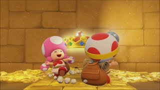 Captain Toad: Treasure Tracker - Secret Final Level Playthrough