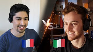 French or Italian: Which Sounds the Most Romantic? - BigBong