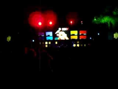 Billy Dalessandro @ Anti-pop Music Festival 2008