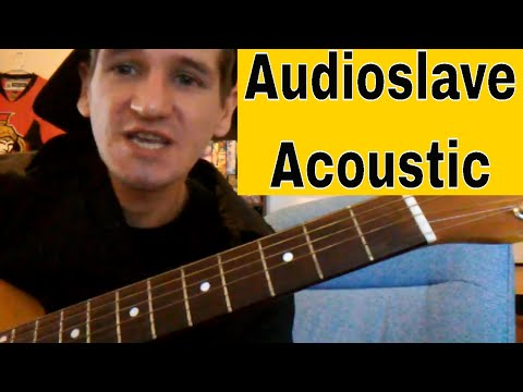 How to play 'Doesn't Remind Me' - Audioslave/Chris Cornell: Easy Acoustic Guitar Tutorial/Lesson
