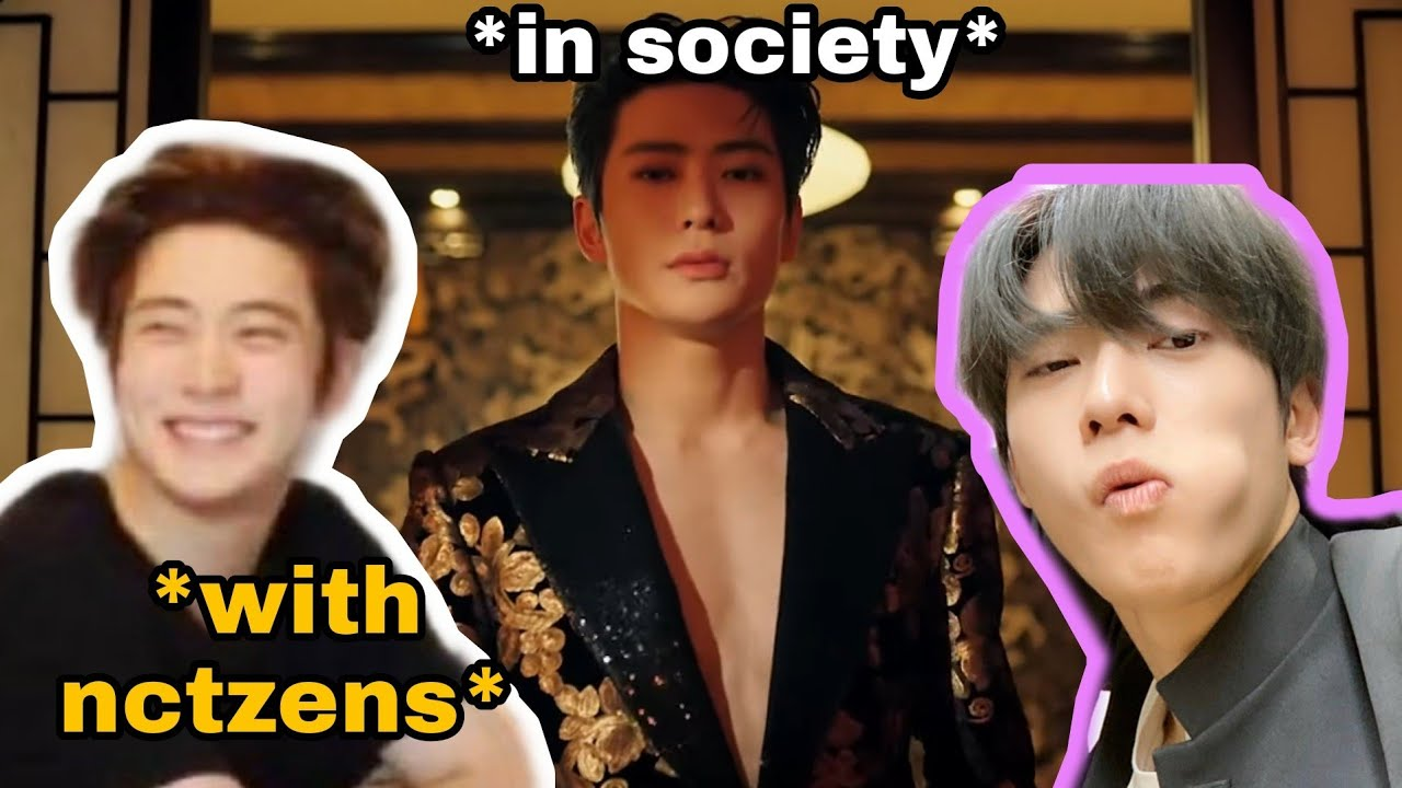 NCT Jaehyun things (the DUALITY)