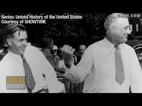 Untold History: The Rise and Fall of a Progressive Vice-President of the USA