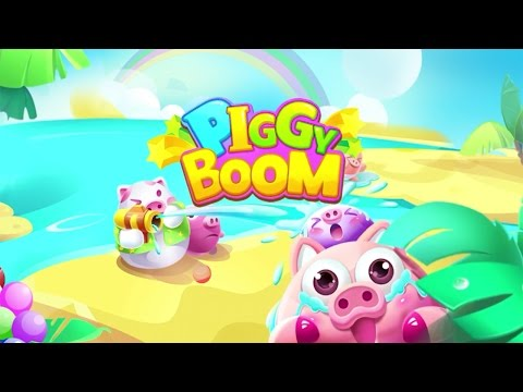 Piggy Boom Android Gameplay (HD)